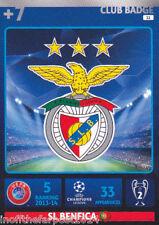 2014/15 ADRENALYN XL CHAMPIONS LEAGUE SL Benfica N. 11