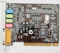AOPEN AW744L II - Yamaha XG YMF744 YMF724 OPL3 PCI retro sound card NEW - no GSP