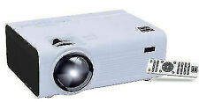 New listing Rca Rpj136 2200 Lumens Home Theater Projector 1080p Hdmi