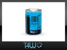 T4W TV-01 EXPRESS Acrylic thinner solvent for automotive acrylic coatings / 1L