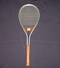 """Head Vintage Aluminum """"Edge"""" Tennis Racquet, Original 4 5/8"""" Grip #986"""