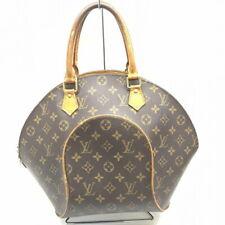 LOUIS VUITTON Ellipse MM M51126 Monogram Handbag Hand Tote Bag Used