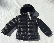 NWT***ADD DOWN***Quilted Black Coat***2T***$268