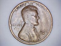 1930 S Lincoln Wheat Cent Penny - 040428
