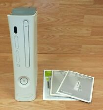 *READ* Microsoft Xbox 360 60GB HDD Gaming System Console Only **FOR PARTS**