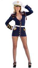 General Mayhem Navy Costume - Size L - BRAND NEW