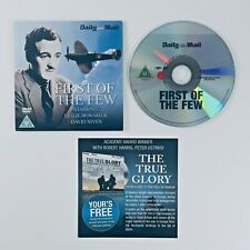 First Of The Few (DVD, Daily Mail Promo) Leslie Howard & David Niven