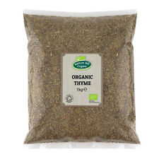 Organic Dried Thyme 1kg Certified Organic