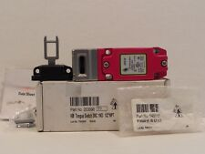 IDEM KM 203008-SS Safety Switch with Tongue Interlock and HF Actuator 140110