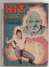 QUALITY COMICS  HIT COMICS #48  KID ETERNITY  1947