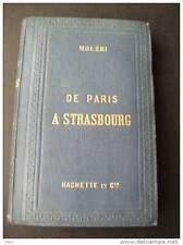 guide moléri de paris à strasbourg 1872 metz reims épinal histoire joanne train