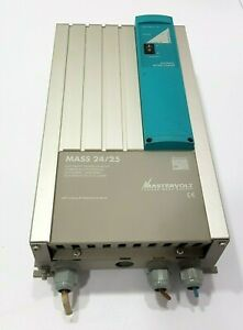 MASTERVOLT BATTERY CHARGER MASS 24/25 AUTOMATIC BATTERY CHARGER (USED)