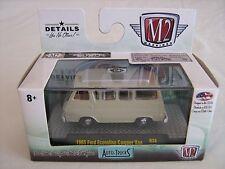 M2 Machines Auto Trucks Release 38 1965 Ford Econoline Camper Van