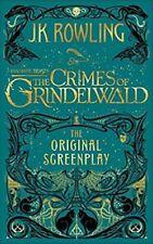 Fantastic Beasts: The Crimes of Grindelwald by J. K. Rowling (EB00K,PDF,EPUB)