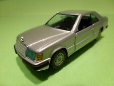 GAMA 1168 MERCEDES BENZ 300 CE - SILVER 1:43 -  EXCELLENT CONDITION