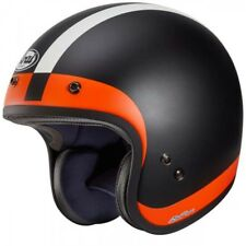 Casco Helm Casque Helmet ARAI JET FREEWAY CLASSIC HALO ORANGE AR9930HO taglia M