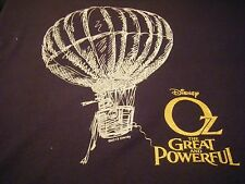 Oz the Great and Powerful Black XL Promo T-Shirt