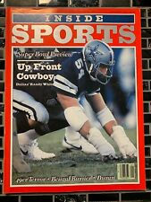 Inside Sports - Super Bowl Preview - January 1982 -(M20A)
