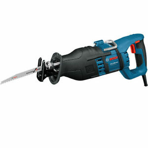 BOSCH Blue Professional 1300W Reciprocating Saw + Hard Case. CLEARANCE RRP$349
