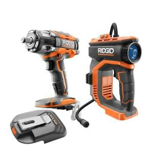 18V Cordless 3-Tool Combo Kit (Tools Only)