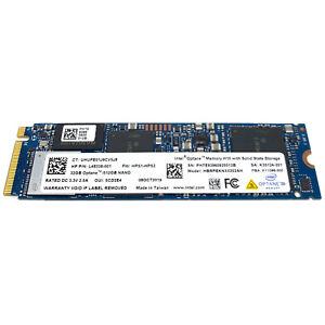 HBRPEKNX0202AH HP 512GB M.2 NVMe Solid State Drive + 32GB Intel Optane Memory