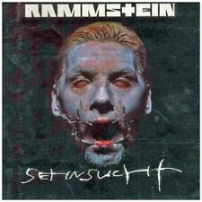 CDs de música hard rock álbum Rammstein