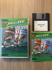 Regate full msx french rare vf