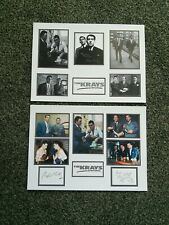 THE KRAYS POSTERS  PHOTOS THE KRAY TWINS A4
