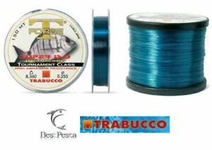 Filo da Pesca - TRABUCCO SUPER ISO - 500mt - Ø 0,22 - carico 6,95 Kg