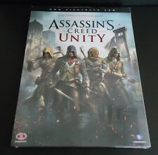 Assassins Creed Unity  Official Paperback Strategy Guide  NEW & Sealed Piggyback
