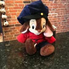 """Vintage 1986 Fievel Goes West An American Tail 22"""" Plush Mouse Sears"""