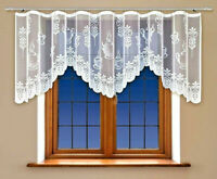 Net Curtain White  Window  High Quality Panels Decoration Curtains Kitchen