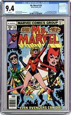 Ms. Marvel #18 CGC 9.4 1978 1997808021