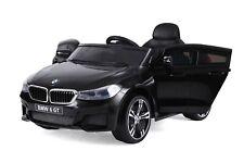 Kidcars BMW 6 GT Kinder Elektro Auto 2x25W 12V 4Ah 2.4G RC Kinderfahrzeug