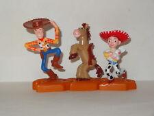 Mcds Set 3 Disney Pixar Toy story Woody Buzz Lightyear & Jessie Puzzle Figures*