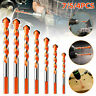 7PCS Ultimate Drill Bits Multifunctional Ceramic Glass Punching Hole Working Set