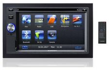 Blaupunkt Las Vegas 570 World Autoradio 2DIN Doppel-DIN CD MP3 DVD USB Bluetooth