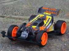 AULDEY Mini 4WD TOP FORCE EVOLUTION Type 5 Chassis 100% COMPLETE (Tamiya 18042)
