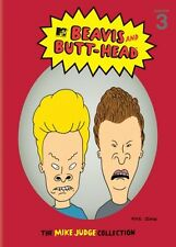 Beavis and Butt-Head: The Mike Judge Collection, Vol. 3 (2007, REGION 1 DVD New)