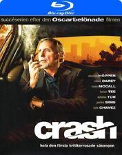 Crash - Season 1 Blu-ray Dennis Hopper region B European new English spoken