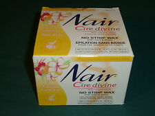 Nair Cire Divine Tahitian Gardenia Legs & Body No Strip Wax kit 400g