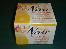 Nair Cire Divine Tahitian Gardenia Legs & Body No Strip Wax kit 400g