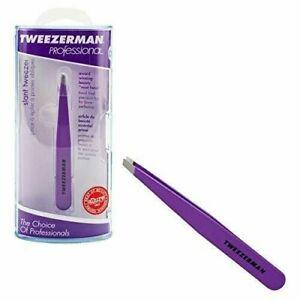 Tweezerman Slant Tweezer, Lilac