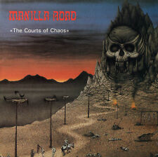 MANILLA ROAD - The Courts Of Chaos - CD - 162304