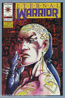 Eternal Warrior #6 1993 2nd Appearance Master Darque Barry Windsor Smith Valiant