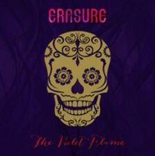 Violet Flame [Bonus Disc] by Erasure (CD, Sep-2014, 2 Discs, Mute)