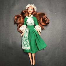 Mattel Irish Barbie Doll Dolls Of The World Collection Special Edition Vintage