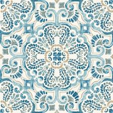 FloorPops Fontaine Peel Stick Floor Tiles 10 Tiles/10 sq. ft.