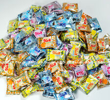 Assorted Bulk Ramune Hard Candy Fruit mix Soda 500g 1lb or more Japanese Foods