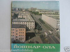 PHOTO ALBUM of YOSHKAR OLA Йошкар-Ола Joschkar-Ola MARI EL Republic Russia CCCP